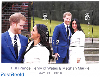 Prince Harry and Meghan Markle wedding s/s