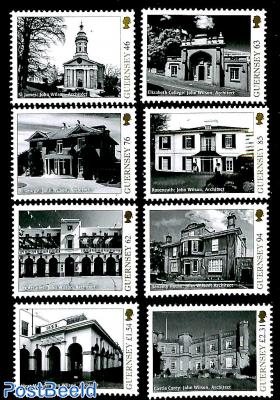 John Wilson, architecture 8v