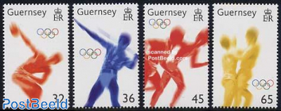 Olympic Games Athens 4v