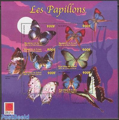 Butterflies 6v m/s