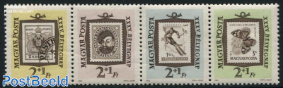 Stamp Day 4v [:::]