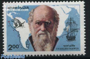 C. Darwin 1v