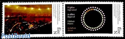 Dail Eireann seten centenary 2v [:]