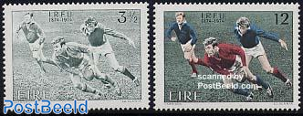 Irish Rugby football 2v