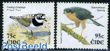 Definitives, birds 2v