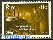 Ford centenary 1v