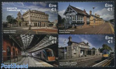 Irish Trainstations 4v