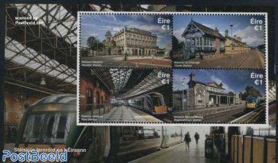 Irish Trainstations s/s