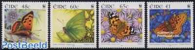 WWF, Butterflies 4v