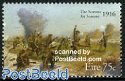 WW I, The Somme battle 1v