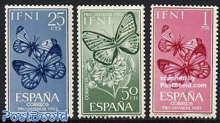 Butterflies 3v