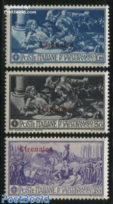 Cirenaica, F. Ferruci 5v