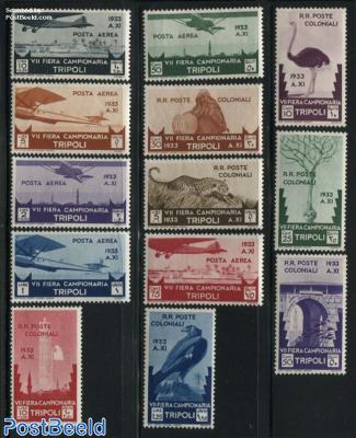 7th Tripoli Fair 13v