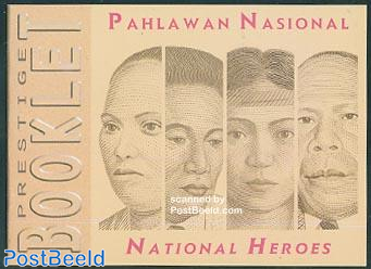National heroes booklet