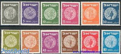 Coins 12v NO TAB