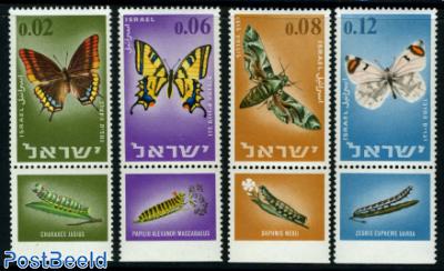 Butterflies 4v