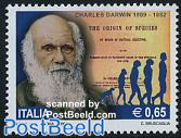 Charles Darwin 1v