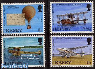 Manned flight history 4v