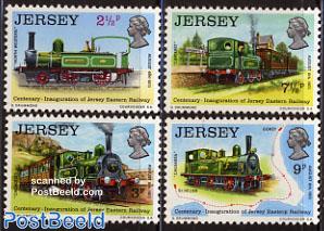 Jersey railway 4v
