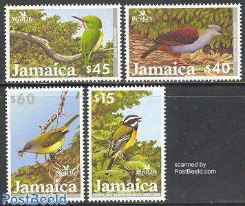 Birdlife international 4v