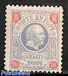 Newspaper stamp 1v