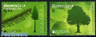 Europa, forests 2v