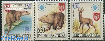 Mammals 3v
