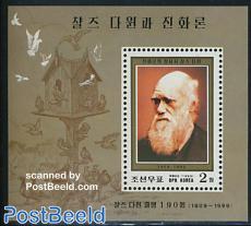 Charles Darwin s/s