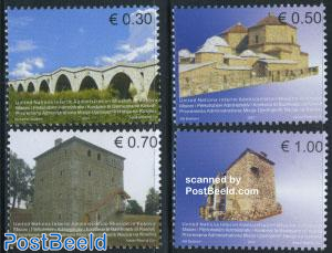 Monuments 4v