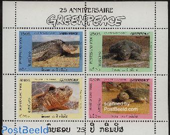 Turtles, Greenpeace s/s