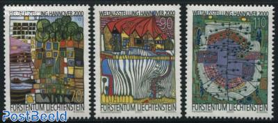 Expo Hannover, Hundertwasser 3v