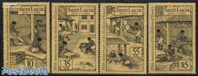 150 years emancipation 4v