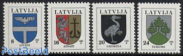 Coat of arms 4v (year:1995)