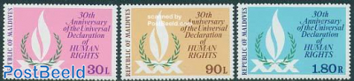 Human rights 3v