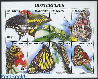 Butterflies 8v m/s