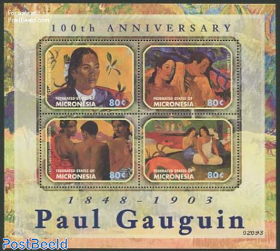 Paul Gauguin 4v m/s