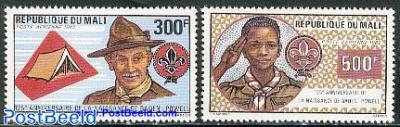 Lord Baden Powell 2v