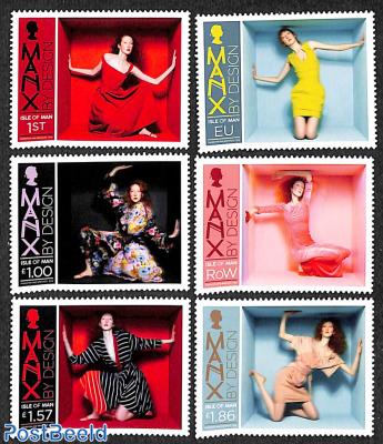 Manx by Design, fashion 6v