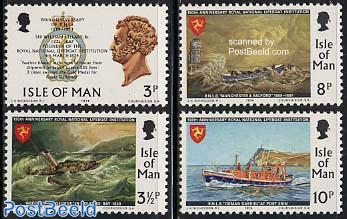 Royal lifeboat institute 4v