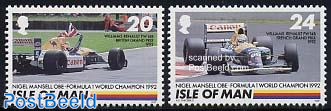Nigel Mansell 2v