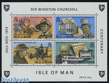 Sir Winston Churchill s/s