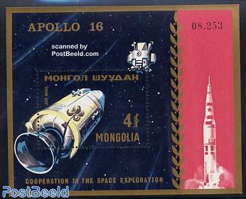 Apollo 16 s/s
