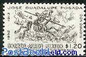 Jose G. Posada 1v (illustration Don Quijote)