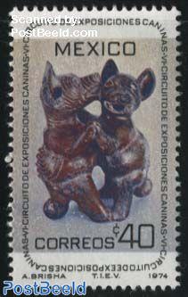 Dog exposition 1v