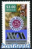Autonom university Mexico city 1v