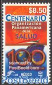 Pan American health org. 1v