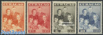 Royal family 4v