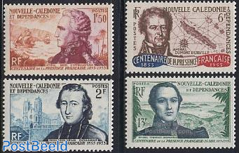 French Settlements 4v
