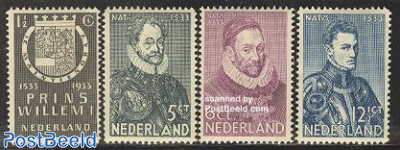 Willem van Oranje 4v