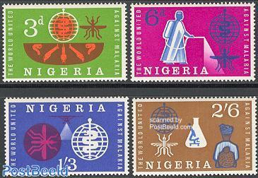 Anti malaria 4v